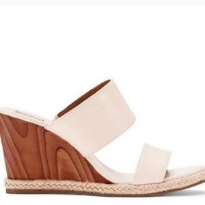 Tory Burch Raya Mule Wedges